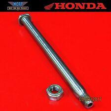 2003 Honda CR250 CRF450 Swingarm Bolt Swing Arm Pivot Axle Shaft 52101-KZ4-J40