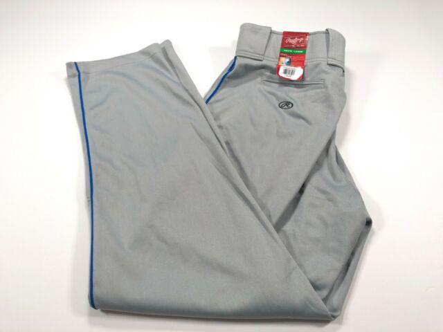 Rawlings Mens Traditional Fit BP350 Baseball Pant