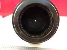 Nikon Lwd Condenser Part Scratched For Microscope Optics As Is Binm3 B 03