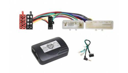 Auto Radio Adaptador volante adaptador 4 altavoces para nissan prima Star 2 nv400
