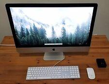 """Apple iMac A1419 27"""" Retina 5K Desktop Core i5 3.5GHz 8GB Fusion 1TB MF886LL/A"""