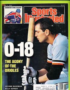 Sports-Illustrated-Magazine-May-2-1988-Billy-Ripken-Baltimore-Orioles-B1