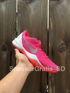 timeless design df56f 50b60 Image is loading Nike-Kobe-8-VIII-System-Kay-Yow-Think-