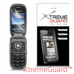 NEW-XtremeGuard-Clear-LCD-Screen-Protector-Shield-Skin-For-Samsung-Convoy-3