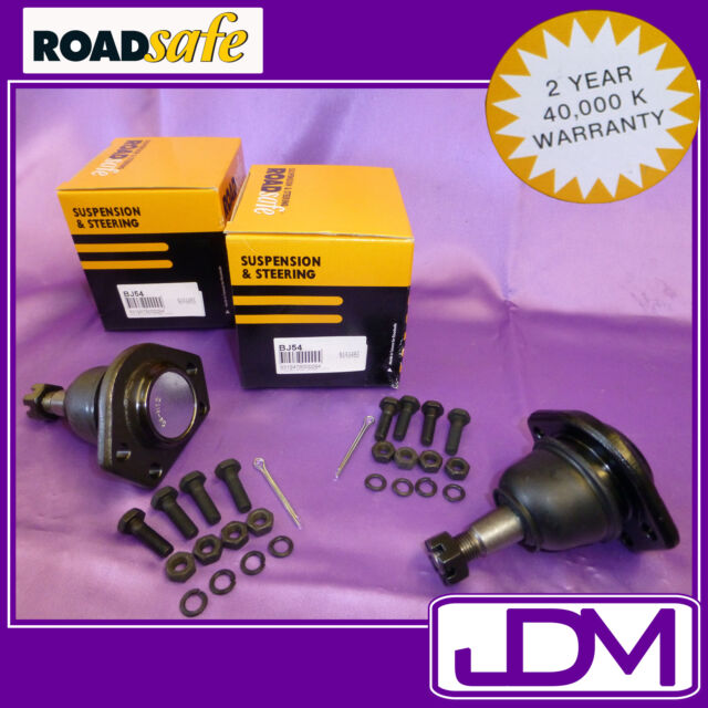 Holden Pair of Upper Ball Joints HQ, HJ, HX, HZ, WB ROADSAFE