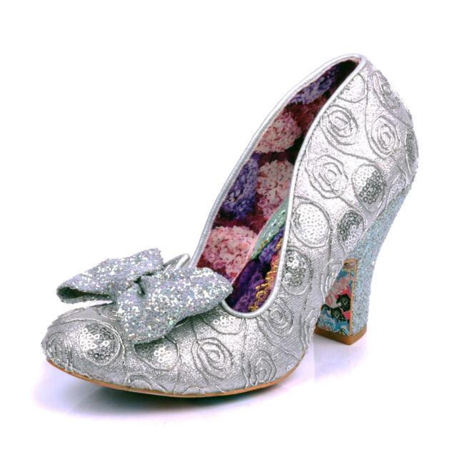 Glitter High Heel Shoes