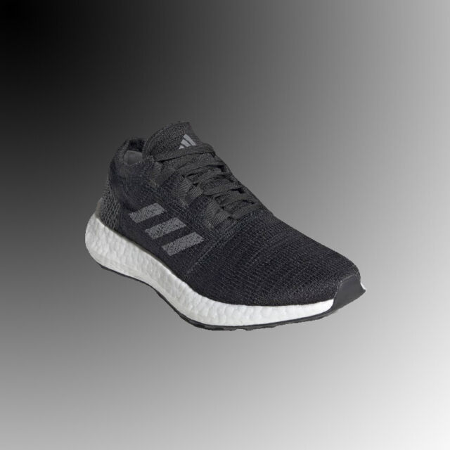 Pure Boost Go Running Shoe - Black