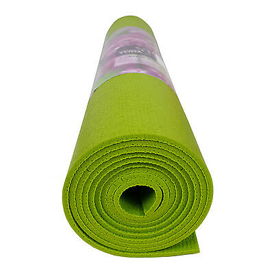 180cm Ruth White Premier Yoga Mat - 60cm Wide - 7 Colours