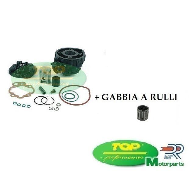 KT00098 GRUPPO TERMICO+GABBIA  TOP DR AM6 YAMAHA DT R SM TZR 50cc D.40,3 5 TRAV