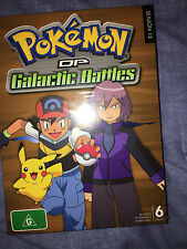 Pokemon season 12  dvd box set