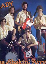 SHAKIN ARROWS shady HOLLAND EX LP 1981
