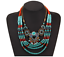 Ladies-Fashion-Crystal-Pendant-Choker-Chain-Statement-Chain-Bib-Necklace-Jewelry thumbnail 135
