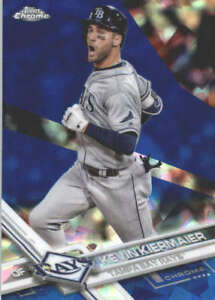 KEVIN-KIERMAIER-2017-TOPPS-CHROME-SAPPHIRE-EDITION-154-ONLY-250-MADE