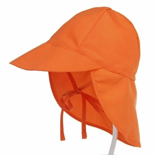 Sun Hat Baby Boys Girls Kids Summer Beach Hat Legionnaire Cap Cotton Outdoor S//L