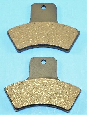 Rear Brake Pads  For POLARIS Sportsman 500 4x4 EBS 1998-02