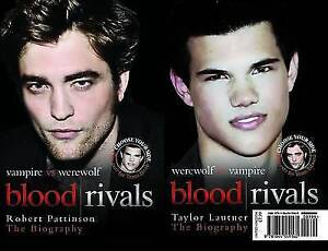 Image is loading Blood-Rivals-The-Biographies-of-Twilight-Stars-Robert- ad764319d