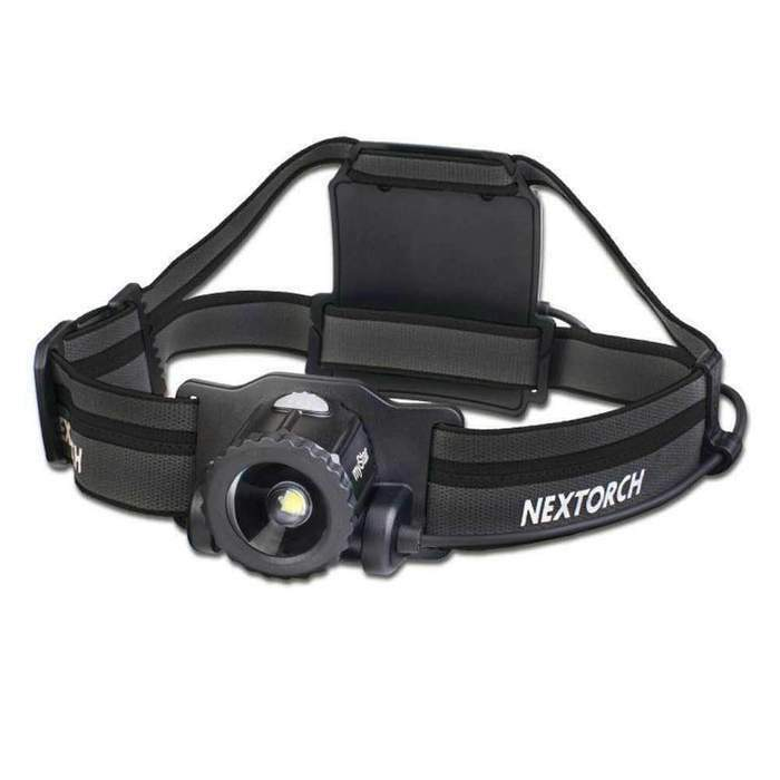 Nextorch myStar Tactical Military High Power LED Head Torch Headlamp 550 Lumens