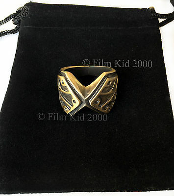 KING THEODEN RING ROHAN TWO TOWERS RETURN OF THE LOTR HOBBIT LORD OF THE RINGS