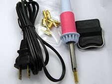 Power Plus Hotfix Flat Back Rhinestone Crystal Heater Tool Applicator for Jewels
