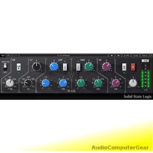 Waves-SSL-G-EQUALIZER-EQ-4000-Audio-Software-Plug-in-NEW