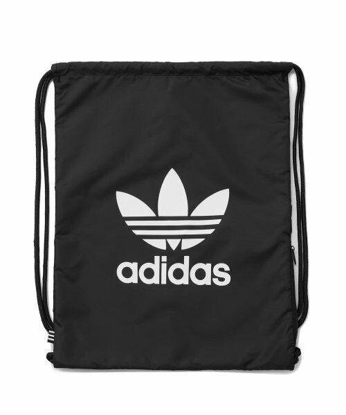 adidas Trefoil Gym Sack BK6726 Bag Black Unisex Polyester
