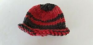 New-Knitted-Hat-With-Ear-Holes-For-Approx-4-11-16-5-1-2in-Bears
