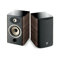 Focal Aria 905 Walnut Bookshelf Speaker Pair on sale
