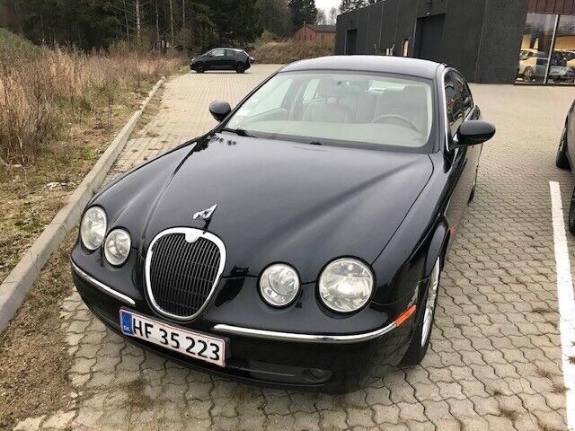Jaguar S-Type 2,5 Deluxe aut. 4d