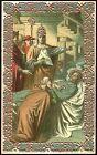 SANTINO HOLY CARD IMAGE PIEUSE - SANT'ALESSIO DI EDESSA - CONFESSORE