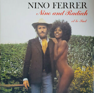 NINO-FERRER-AND-RADIAH-ET-LE-SUD-BARCLAY-RECORDS-VINYLE-NEUF-NEW-VINYL-REISSUE