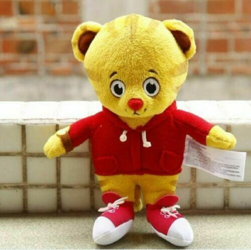KIDS 20cm Daniel Tiger/'s Neighborhood Tiger Friends Plush Doll Stuffed Xmas Toys