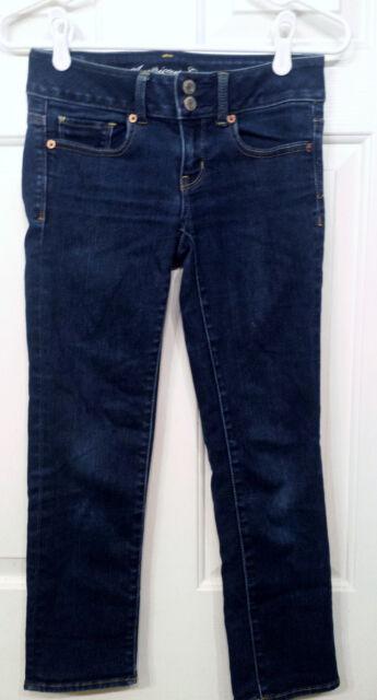 Women's Size 0 American Eagle Stretch Jeans Artist