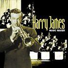 Music Maker [Fabulous] by Harry James (CD, Aug-2003, Fabulous (USA))