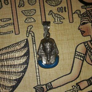 Ägyptischer Schmuck Tutanchamun Anhänger, 900 Silber ZuverläSsige Leistung