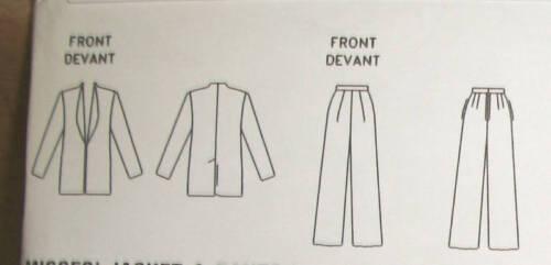 Top /& Dress Pattern Sz 6-14 or 14-22 Vogue 9082 Vintage 1960 Misses/' Jacket