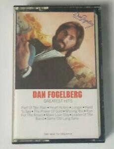 Dan Fogelberg Cassette Greatest Hits 1982 Epic Records Tape