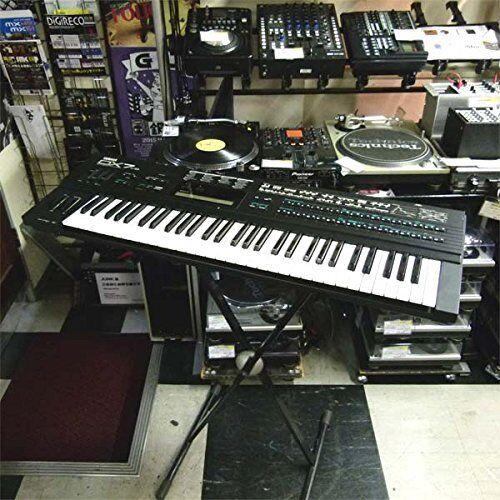 Yamaha Dx7ii 2-d SyntheGrößer Tastatur nur Arbeits Gebraucht