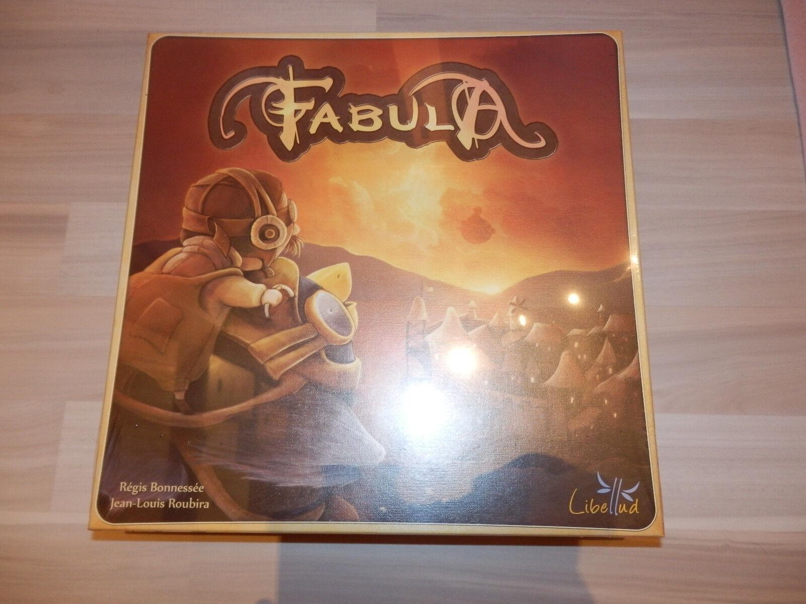 FABULA   /   LIBELLUD    (OVP)