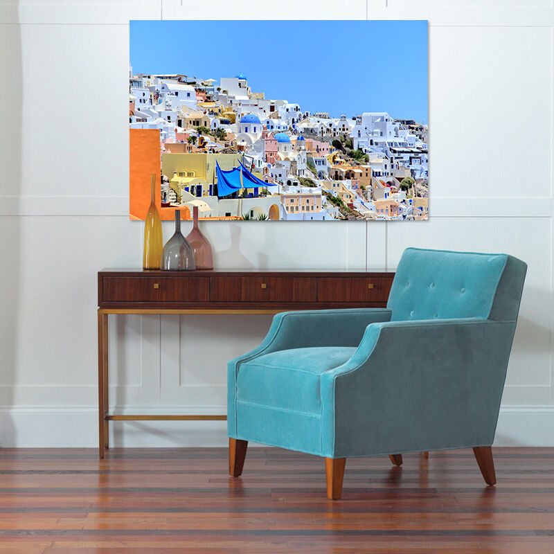 3D Schöne farbige Haus 34 Fototapeten Wandbild BildTapete Familie AJSTORE DE