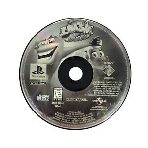 Crash-Bandicoot-Warped-Sony-Playstation-1-PS1-Disc-Only