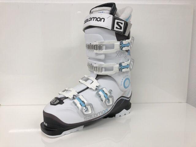 Details zu Salomon X Pro x70 W Damen Ski Schuhe 24 Custom Fit 3D Sport NEU UVP*259,95€