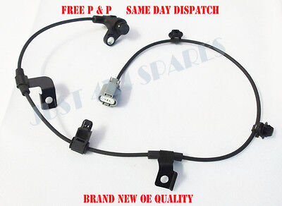 Antiskid Sensor LH NS For Mitsubishi L200 B40 2.5TD DID 2011/>On Rear ABS Speed