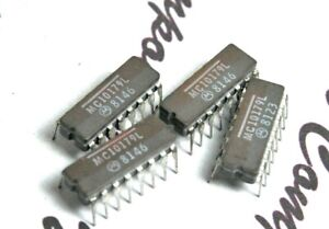1PCS-Motorola-MC10179L-DIP-16-Integrated-Circuit-IC-NOS