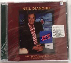 NEIL DIAMOND THE CHRISTMAS ALBUM VOLUME II SEALED CD CK 666465 74646646526 | eBay