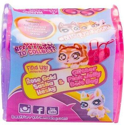 5 BFFs + 1 Hidden Mystery BFF Husky Dog BFFs Best Furry Friends Deluxe 6 Pack