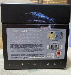 Michael-Jackson-Visionary-The-Video-Singles-double-cd-DVD-limited-numbered-e