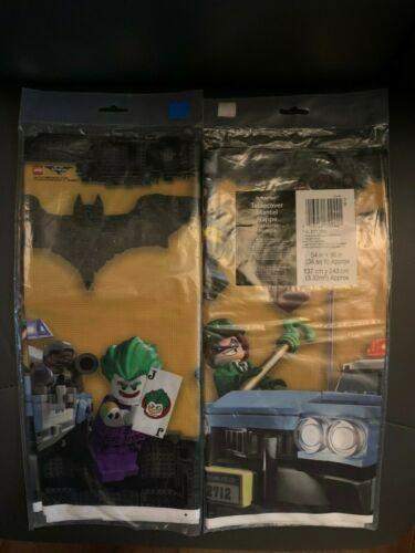 New Lego Movie Batman Ninjago Birthday Party Supplies Tableware /& Balloons Decor