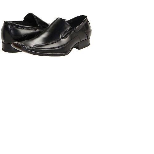 Giorgio Brutini para 15904 hombre Crosby 15904 para Mocasín Cuero Negro de ancho de Zapato de vestido c49083