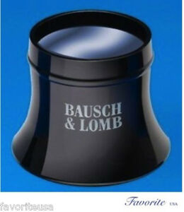 New Free Ship Bausch /& Lomb Watchmaker Loupe 5x