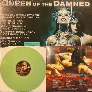 Queen Of The Damned Soundtrack 2 X Lp Colored Vinyl Korn Etched Ebay Use the citation below to add this album to your bibliography: ebay
